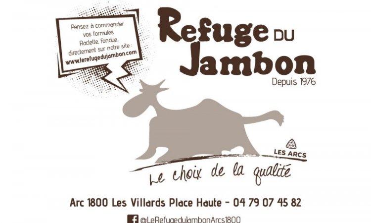Logo Refuge du Jambon